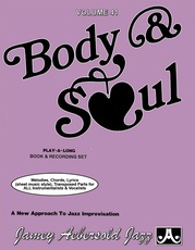 Jamey Aebersold Jazz, Volume 41: Body & Soul