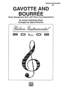 Gavotte and Bouree