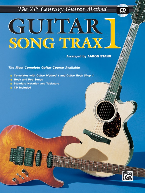 Belwin's 21st Century Guitar Song Trax 1