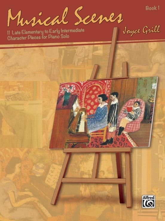 Musical Scenes, Book 1