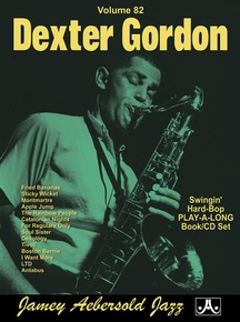 Jamey Aebersold Jazz, Volume 82: Dexter Gordon