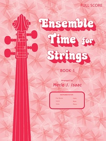 Ensemble Time for Strings Book 1