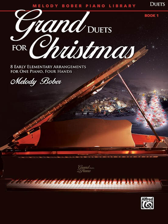 Grand Duets for Christmas, Book 1
