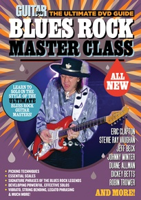 Guitar World: Blues Rock Master Class