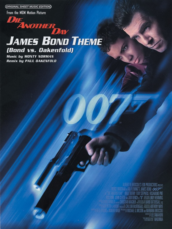 James Bond Theme (Bond vs. Oakenfold) (from Die Another Day)