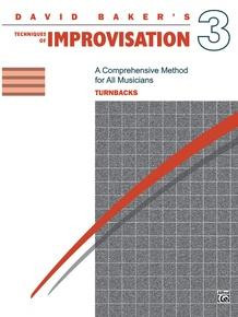 Techniques of Improvisation - Volume 3 (Turnbacks)