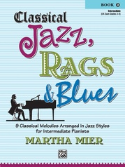 Classical Jazz, Rags & Blues, Book 2