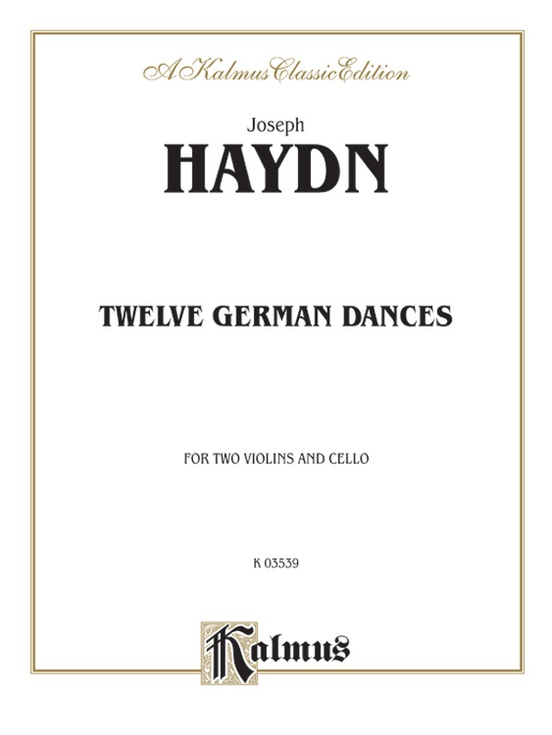 Twelve German Dances