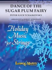 Nutcracker: Dance of the Sugar Plum Fairy