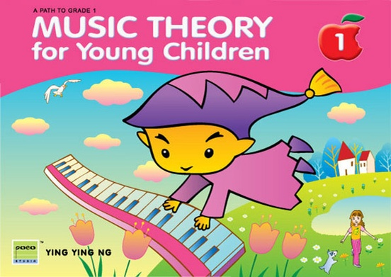Music Theory for Young Children, Book 1 (Second Edition)