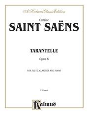 Tarantelle, Opus 6