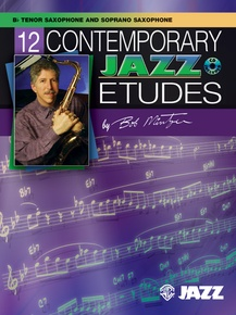 12 Contemporary Jazz Etudes