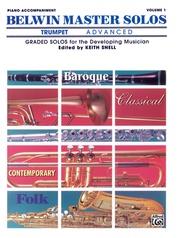 Belwin Master Solos, Volume 1 (Trumpet)
