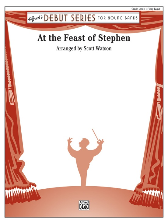 At the Feast of Stephen