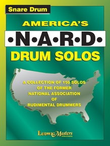 America's NARD Drum Solos