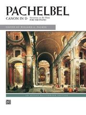 Pachelbel, Canon in D