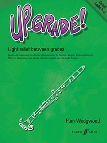 Up-Grade! Clarinet, Grades 2-3