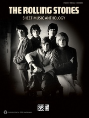 The Rolling Stones: Sheet Music Anthology