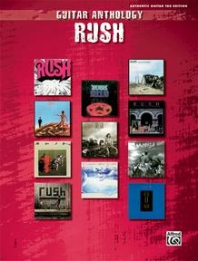 Rush: Guitar Anthology Series