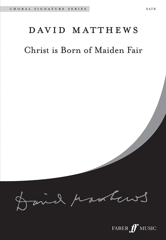 Christ Is Born of Maiden Fair