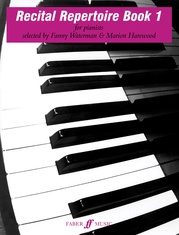 Recital Repertoire, Book 1