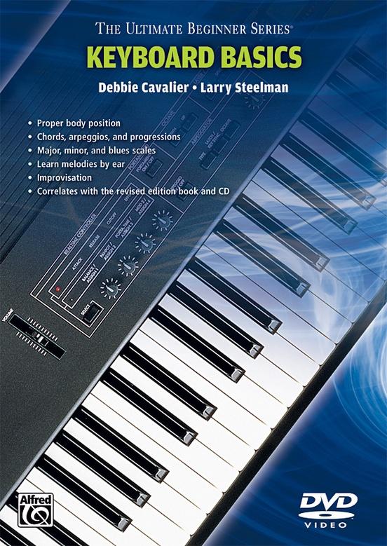 Ultimate Beginner Series: Keyboard Basics, Steps One & Two
