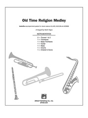 Old Time Religion Medley