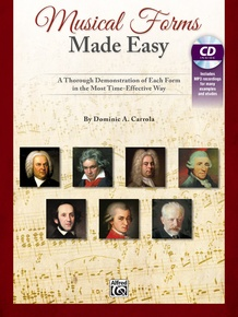 Musical Forms Made Easy