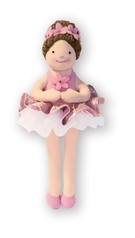 Music for Little Mozarts: Plush Toy -- Nina Ballerina