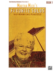 Martha Mier's Favorite Solos, Book 1