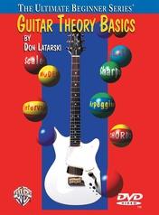 Ultimate Beginner Series: Guitar Theory Basics