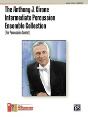 The Anthony J. Cirone Intermediate Percussion Ensemble Collection