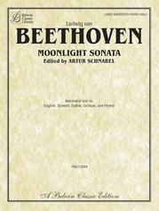 Moonlight Sonata (Sonata No. 14 in C-sharp Minor, Opus 27, No. 2)