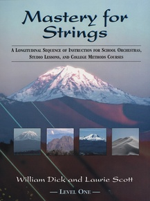 Mastery for Strings, Level 1