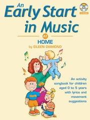 An Early Start in Music at Home