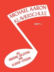 Michael Aaron Piano Course: German Edition (Klavierschule), Book 2