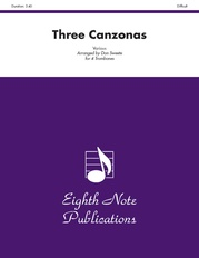 Three Canzonas