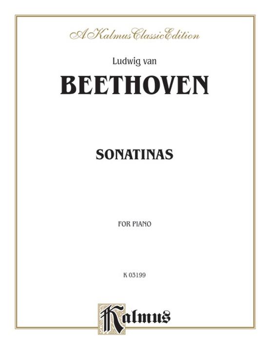 Sonatinas, Complete