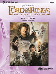 <I>The Lord of the Rings: The Return of the King,</I> Symphonic Suite from