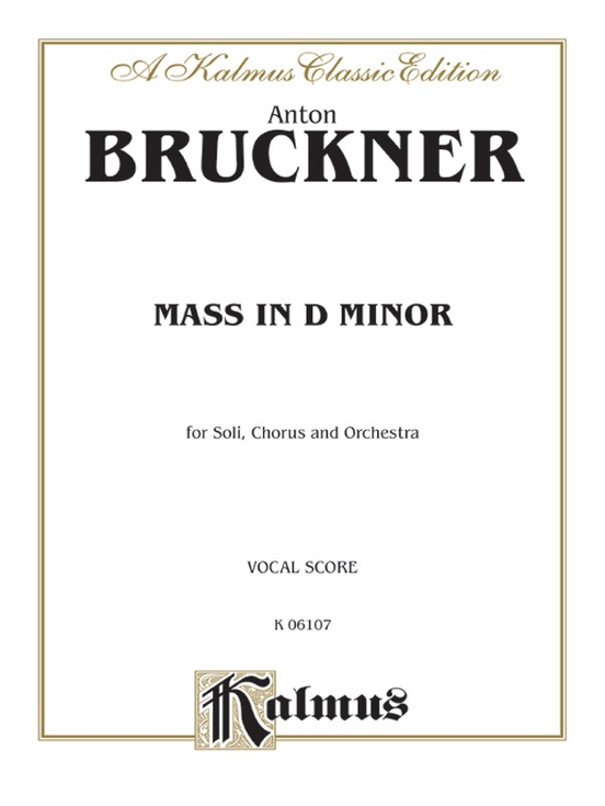 Mass in D Minor