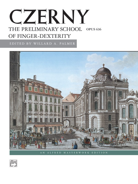 Czerny: Preliminary School of Dexterity, Opus 636