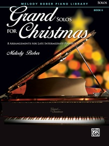 Grand Solos for Christmas, Book 6