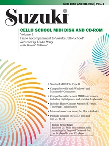 Suzuki Cello School, Volume 1