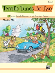 Terrific Tunes for Two, Book 1