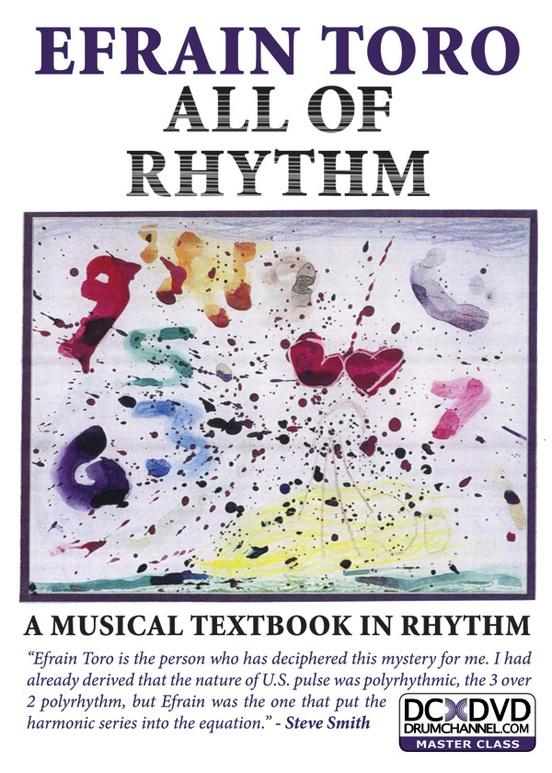Efrain Toro: All of Rhythm