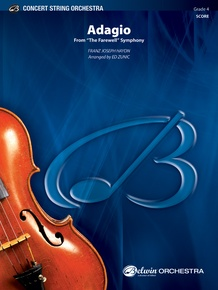 Adagio (from the <i>Farewell Symphony</i>)
