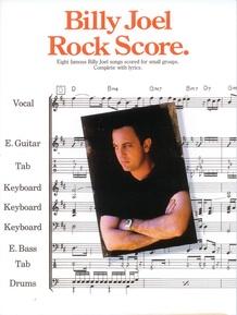 Billy Joel: Rock Score