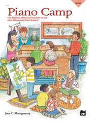 Piano Camp, Book 2