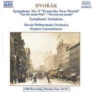 Symphony No. 9 / Symphonic Variations