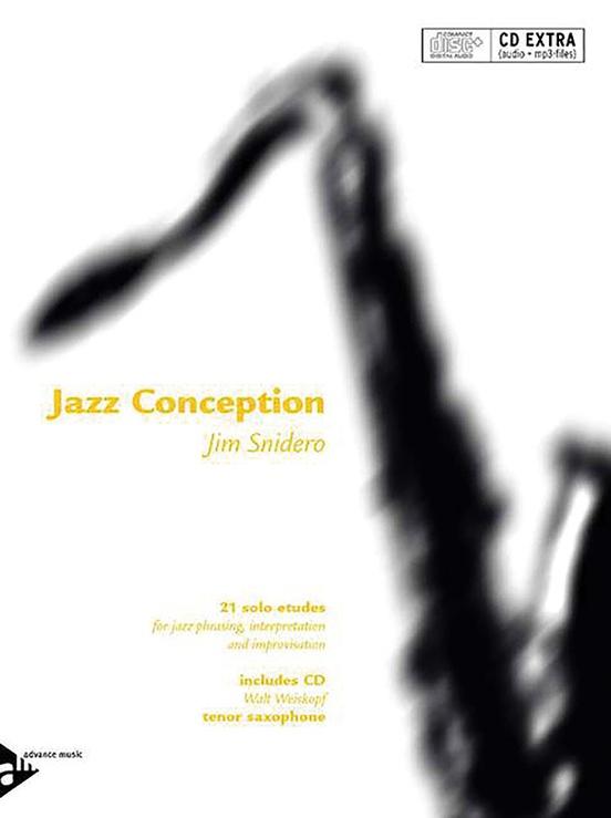 Jazz Conception: Tenor Saxophone
